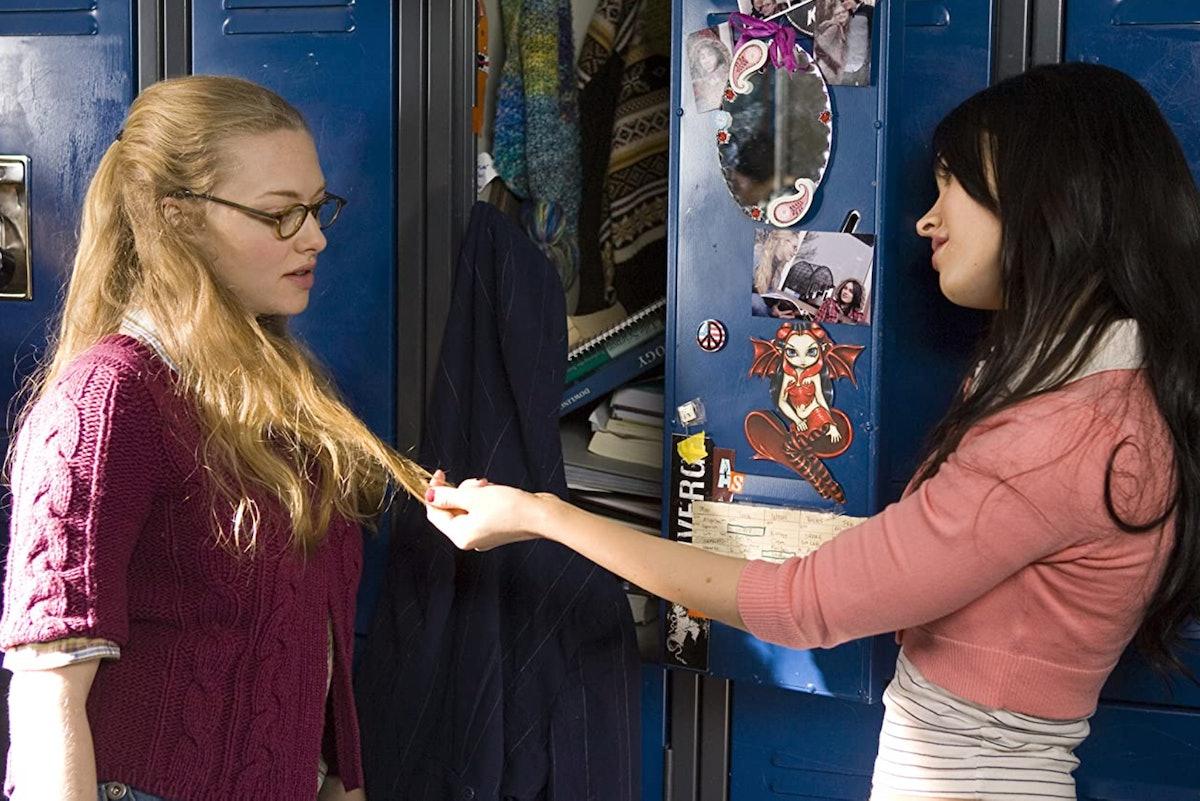 Jennifer Fox and Amanda Seyfried starred as Needy and Jennifer in 'Jennifer's Body.'