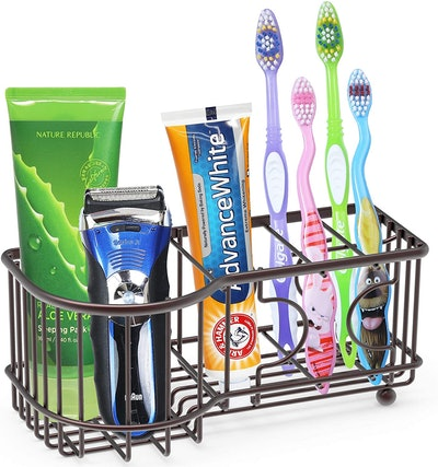 Simple Houseware Toothbrush Holder