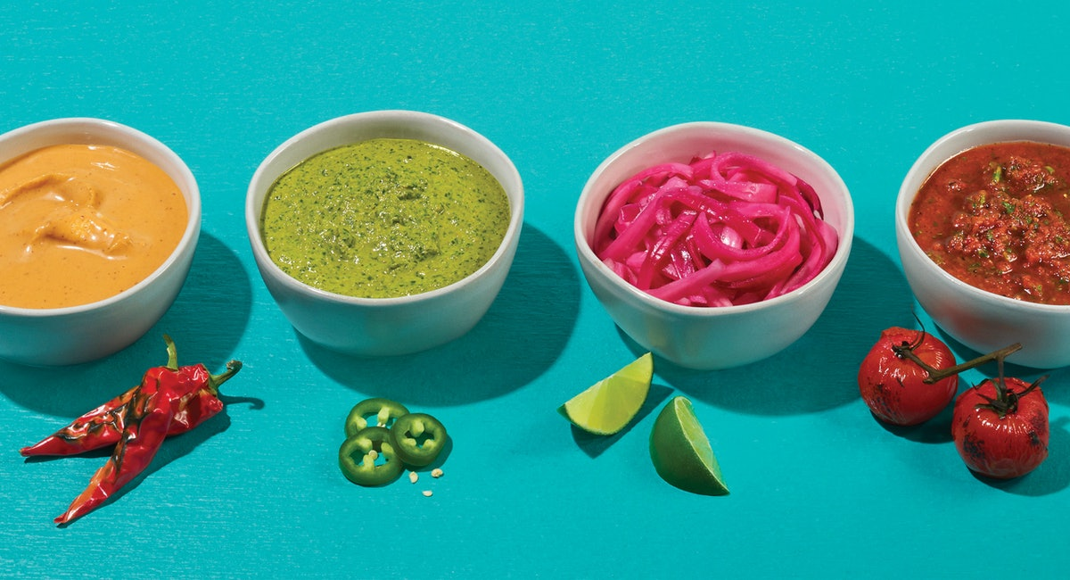 Qdoba is adding salsas, sauces, and toppings to its menu.