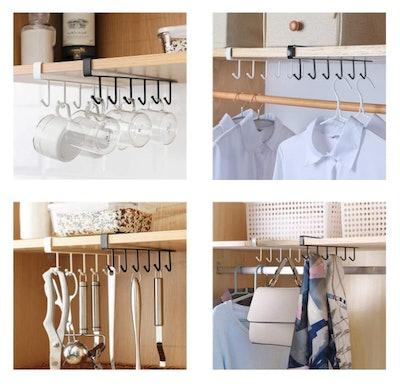 Art Secret Under Cabinet Mug Hangers (3 Pack)
