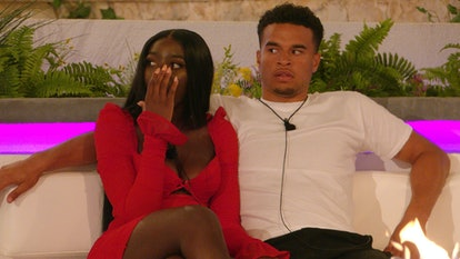 Love Island 2021's Kaz and Toby