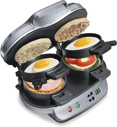 Hamilton Beach Dual Breakfast Sandwich