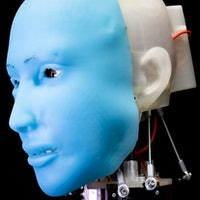 Robots are learning to smile and it's making humans cringe