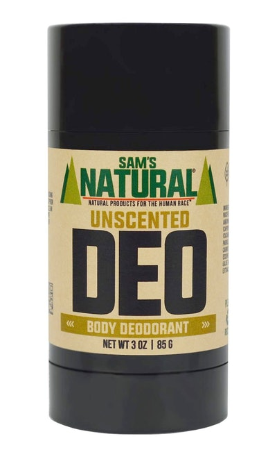 Sam's Natural Deodorant (3 Oz)