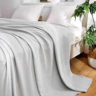 DANGTOP Cooling Bamboo Blanket