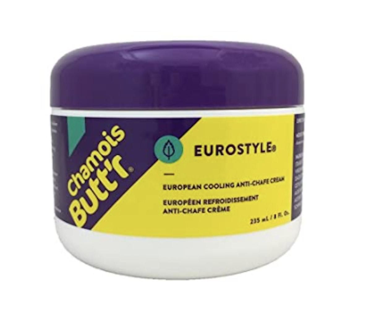 Chamois Butt'r Eurostyle Anti-Chafe Cream