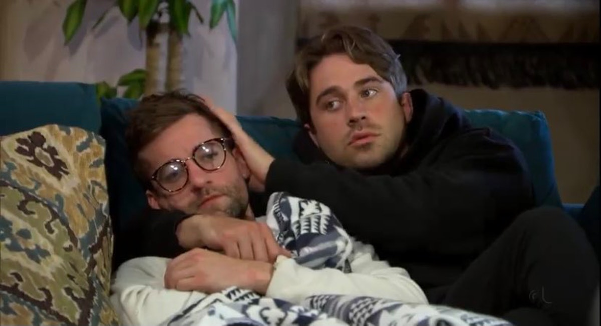 Connor B and Greg are friendship goals on 'The Bachelorette.'