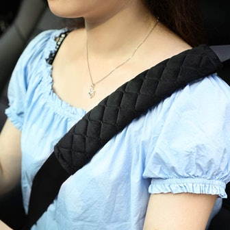 Tatuo Car Seat Belt Pads (4-Pack)