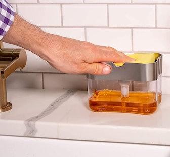 S&T Inc. Dish Soap Dispenser