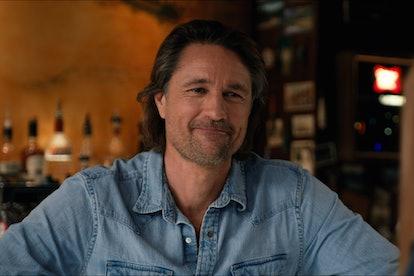 Jack's Bar in 'Virgin River' was actually filmed in Canada. Photo via Netflix