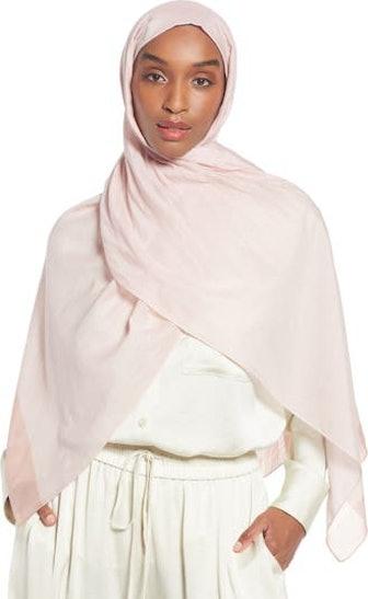 Cotton & Silk Hijab