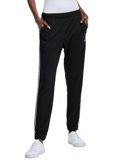 Jogger with Mesh Taping