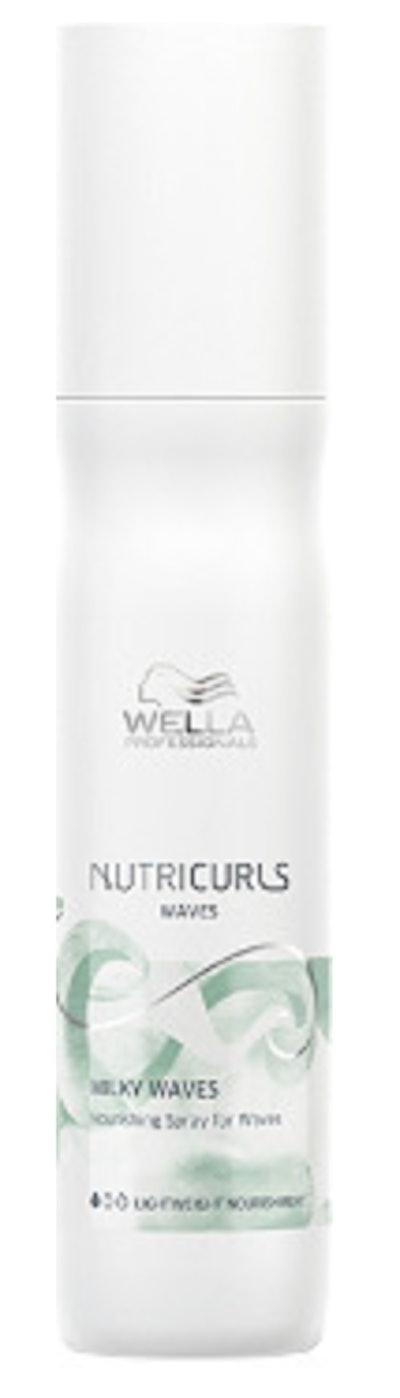 Wella Nutricurls Milky Waves Nourishing Spray