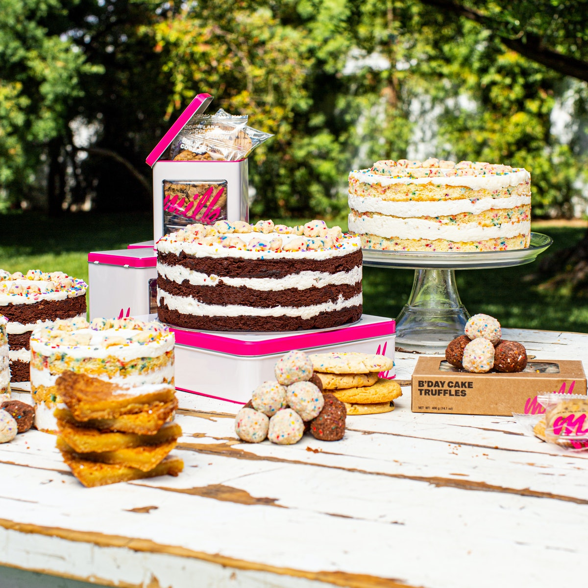 Milk Bar's National Birthday Do-Over Month features so many treats and deals for July 2021.