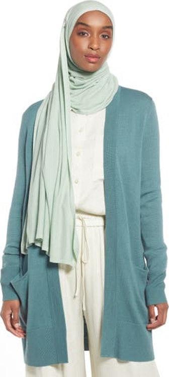 Textured Jersey Hijab