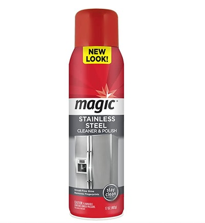 Magic Stainless Steel Cleaner, 17 oz.