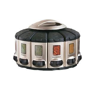 KitchenArt Select-A-Spice Auto-Measure Carousel