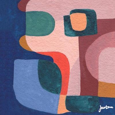 Tomorrow 1 Art Print by Justina Blakeney