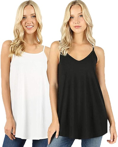 Melody Reversible Lightweight Camisole