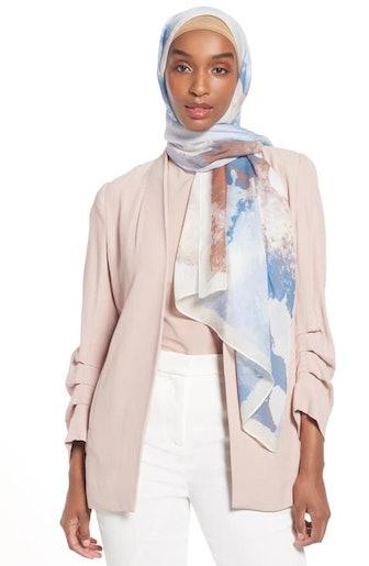 Silk Chiffon Hijab