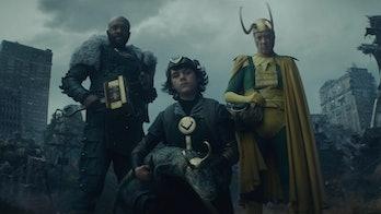 Loki's Infinity Stone Theory