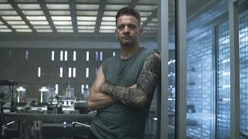 Jeremy Renner as Clint Barton in Avengers: Endgame