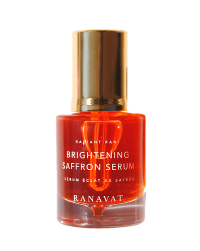 Brightening Saffron Serum - Radiant Rani
