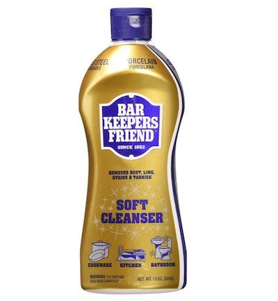 Bar Keepers Friend Soft Cleanser , 13 oz.