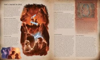 Star Wars Secrets of the Sith book rey palpatine skywalker
