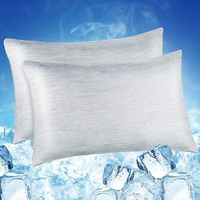 LUXEAR Arc-Chill Cooling Pillowcases (2-Pack)