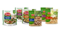 Tyson Foods recalled nearly 8.5 million pounds of ready-to-eat chicken products following concerns a...