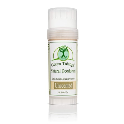Green Tidings Natural Deodorant (2.7 Oz)