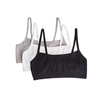 Strappy Sports Bra, Style 9036, 3-Pack