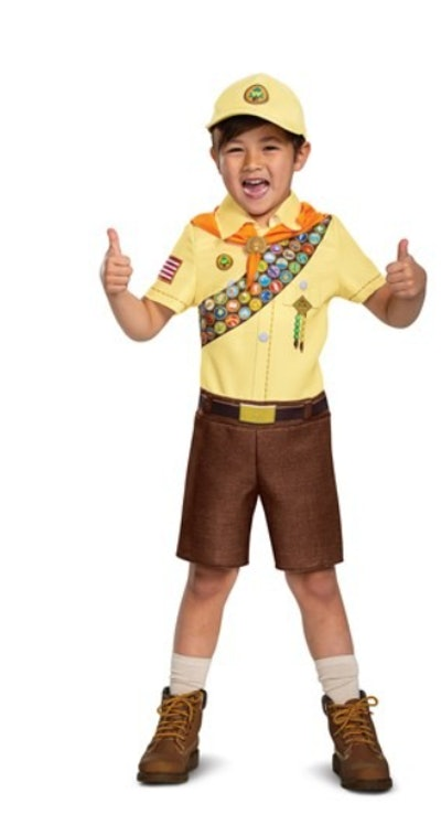 UP Classic Russell Costume