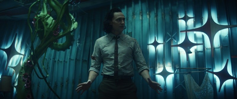 Loki and Sylvie's Episode 5 moment had Twitter talking. Photo via Marvel