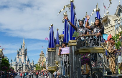 The Disney Dreamers Academy takes place March 3-6, 2022.