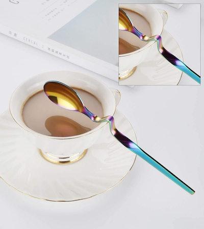 Seeshine Multicolor Coffee Spoon