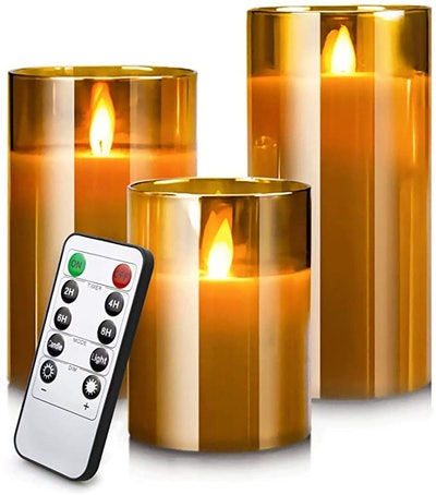 LANUOS LED Flameless Candles