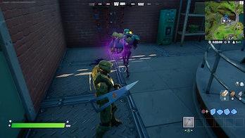 fortnite zyg and choppy location gameplay