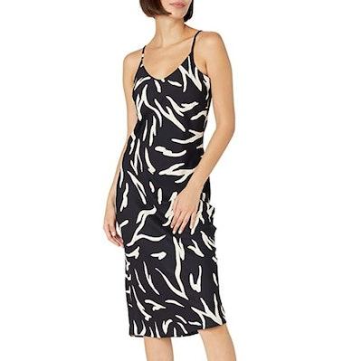 Daily Ritual Georgette Fluid Slip Dress