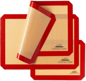 Last Confection Silicone Baking Mats (3-Pack)