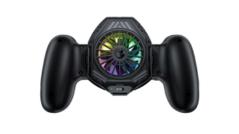 GameSir F8 Pro Snowgon game controller for iOS and Android. Cooling fan. RGB. Built-in battery. Mobi...