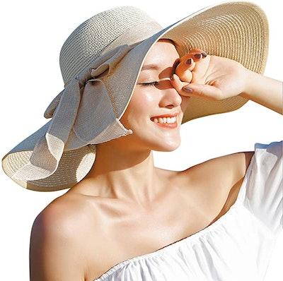 Lanzom Sun Hat UPF 50+
