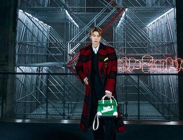 Jin of BTS for Louis Vuitton