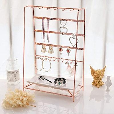 MORIGEM 5 Tier Jewelry Stand