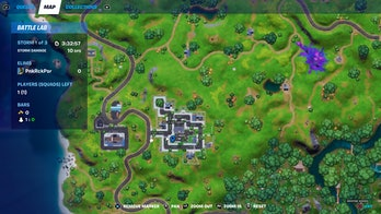 fortnite welcome gift location 3 map