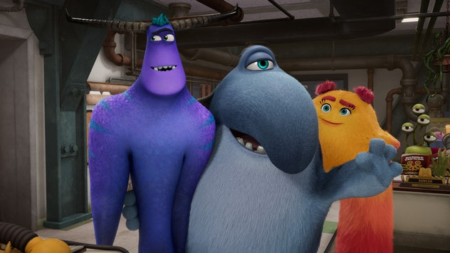 Monsters At Work is a spinoff of the 2001 film, Monsters Inc.