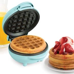 Nostalgia MyMini Electric Waffle Maker