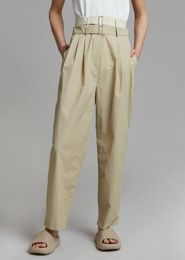 Gemma Double Belted Pants