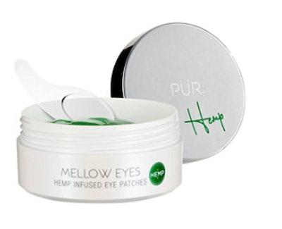 PÜR Mellow Eyes Hemp-Infused Eye Patches